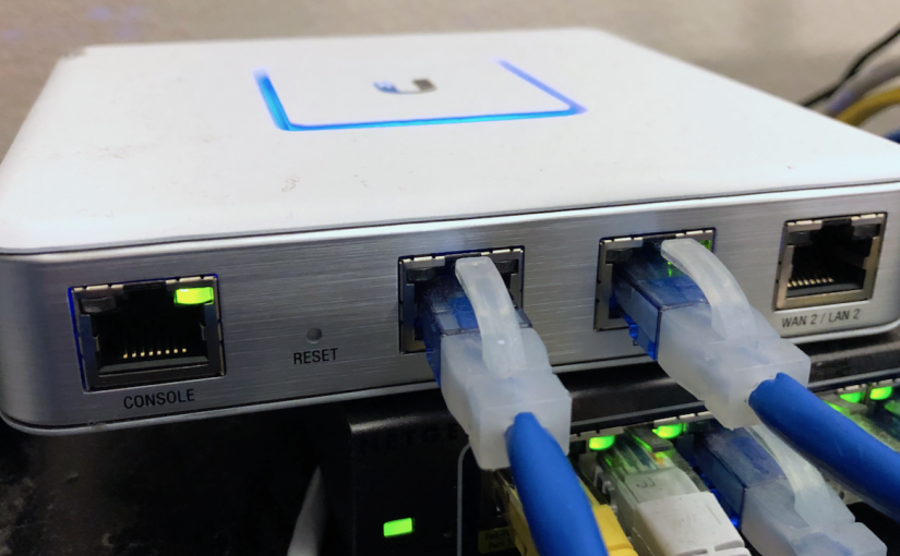 How to Reflash a Ubiquiti UniFi Security Gateway (USG)